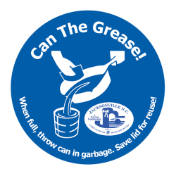 Can the Grease! logo