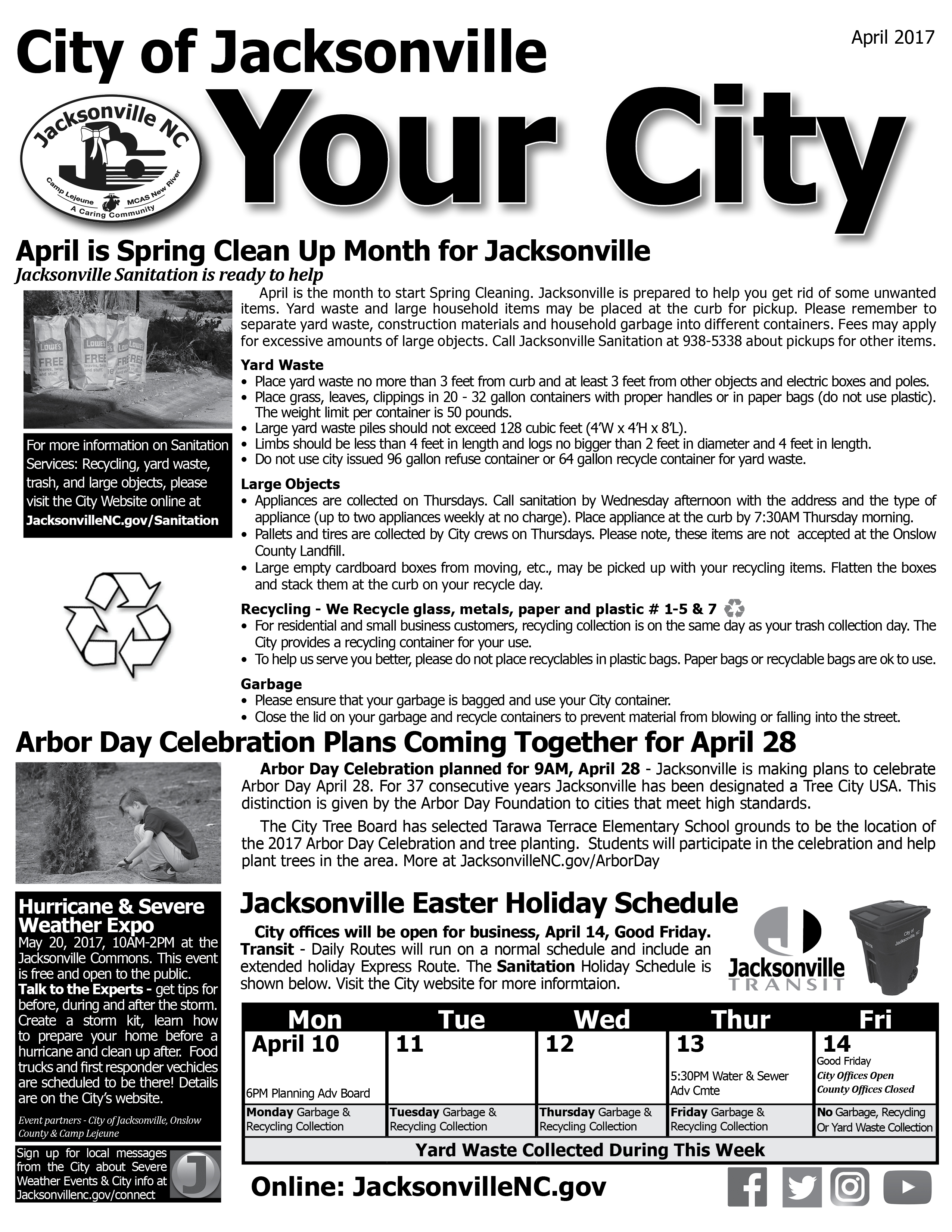 City of Jacksonville - Your City Flyer
