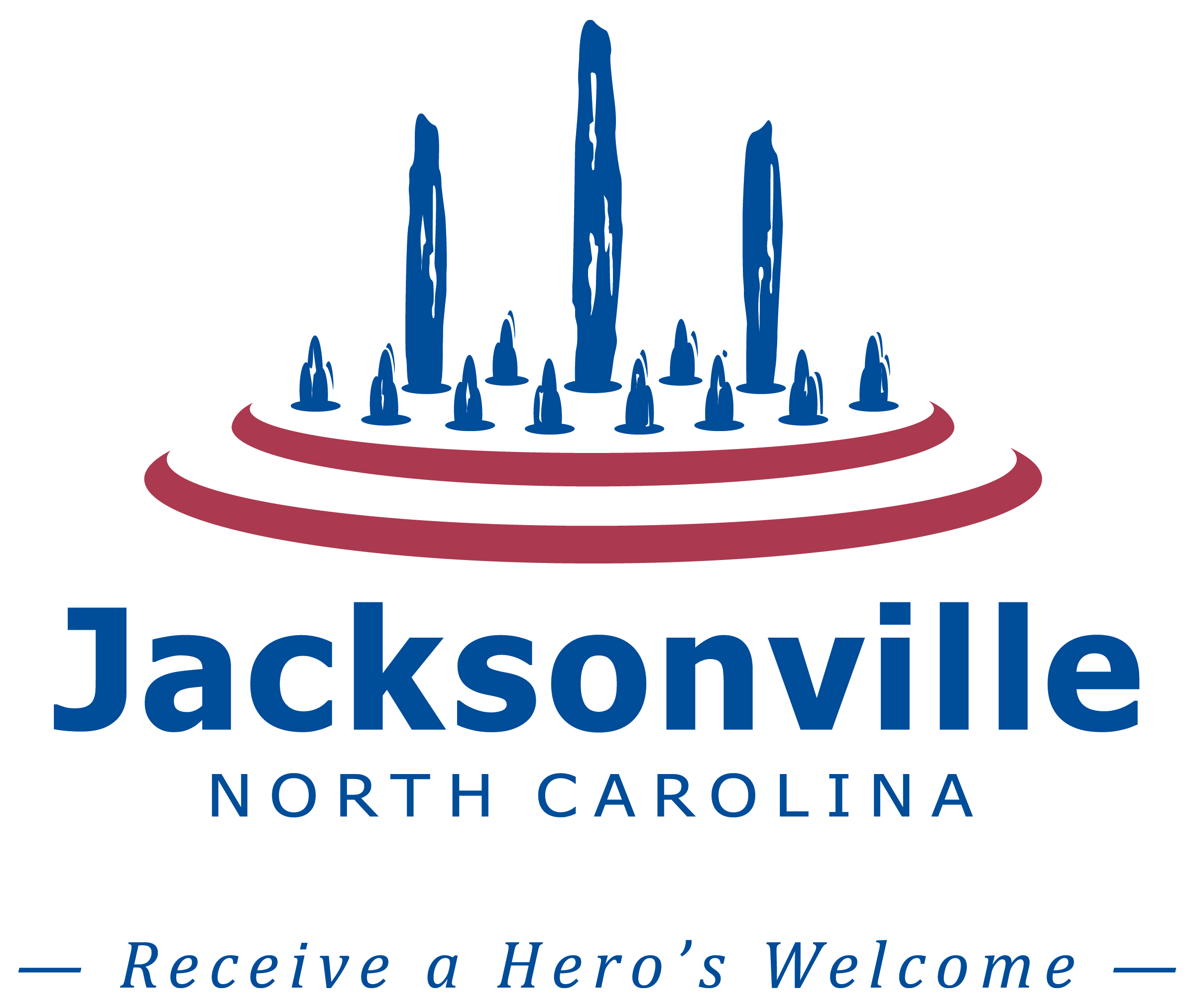 Jacksonville North Carolina - Receive a Hero's Welcome
