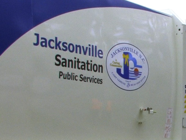 Sanitation sign