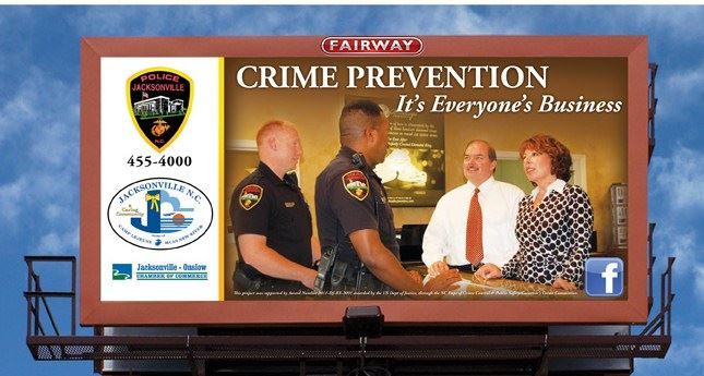Crime Prevention - It's Everyone's Business