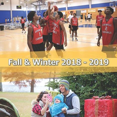 Fall & Winter brochure