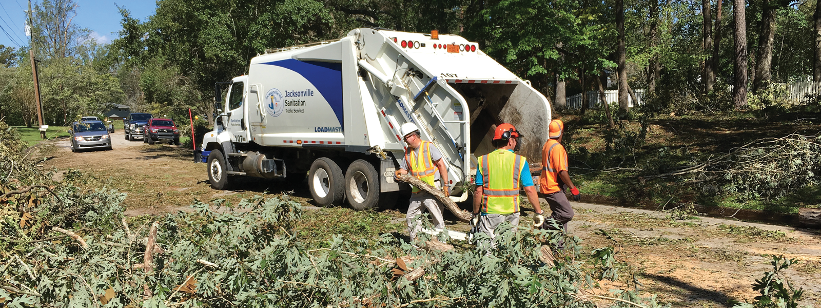 Debris and Sanitation Collection Information