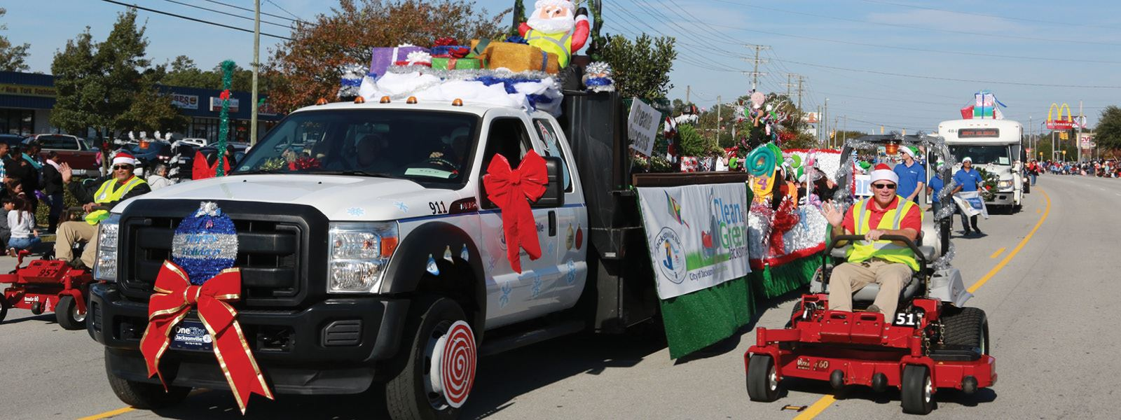 Annual Holiday Parade - Saturday, November 17