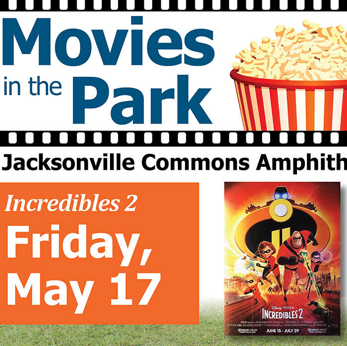 Incredibles 2 Movie in the Park
