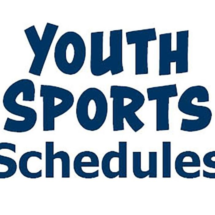 Youth Sports Schedules