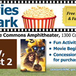 Movies in the Park Bumblebee
