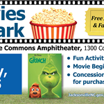 Movies in the Park The Grinch
