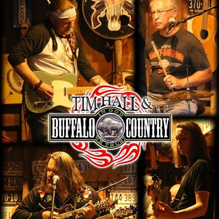 Tim Hall & Buffalo Country