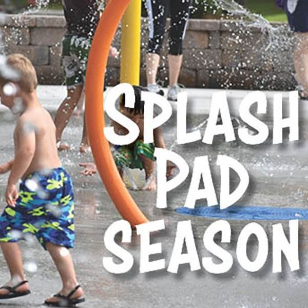 Splash Pad Season