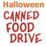 Halloween Food Drive