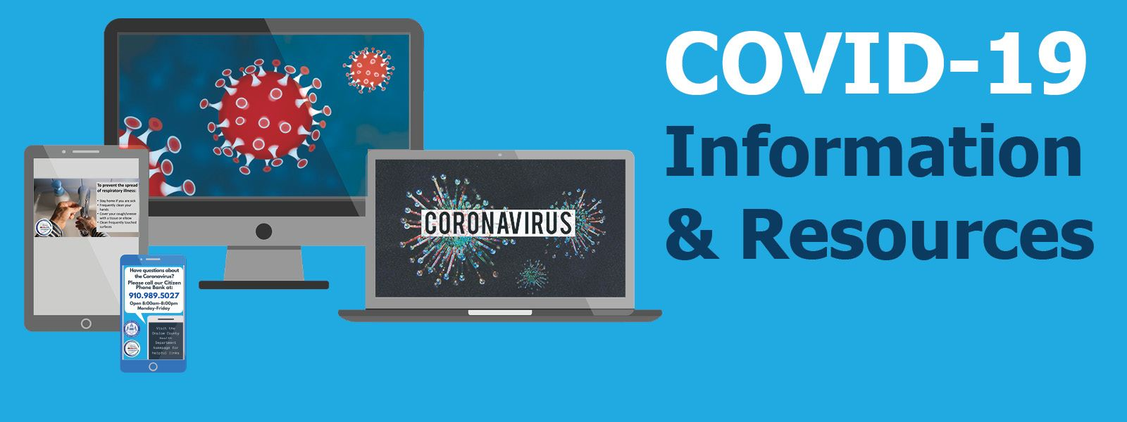 Coronavirus Disease 2019 (COVID-19) Information and Resources