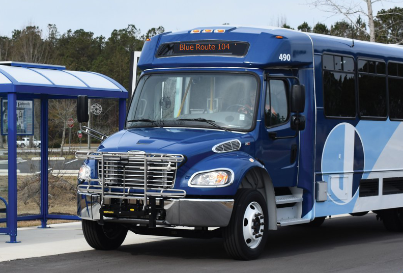 Transit Introduces New Blue Route
