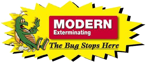 Modern Exterminating Logo Opens in new window