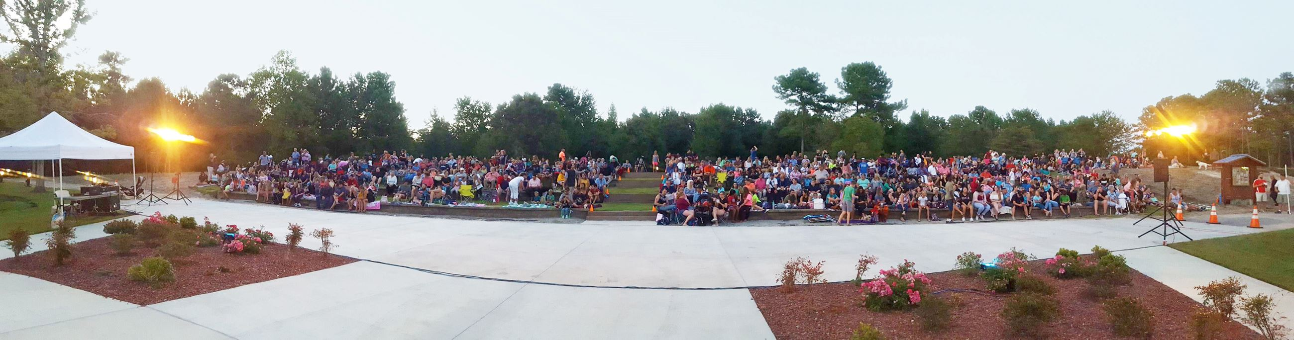 Jacksonville Commons Amphitheater