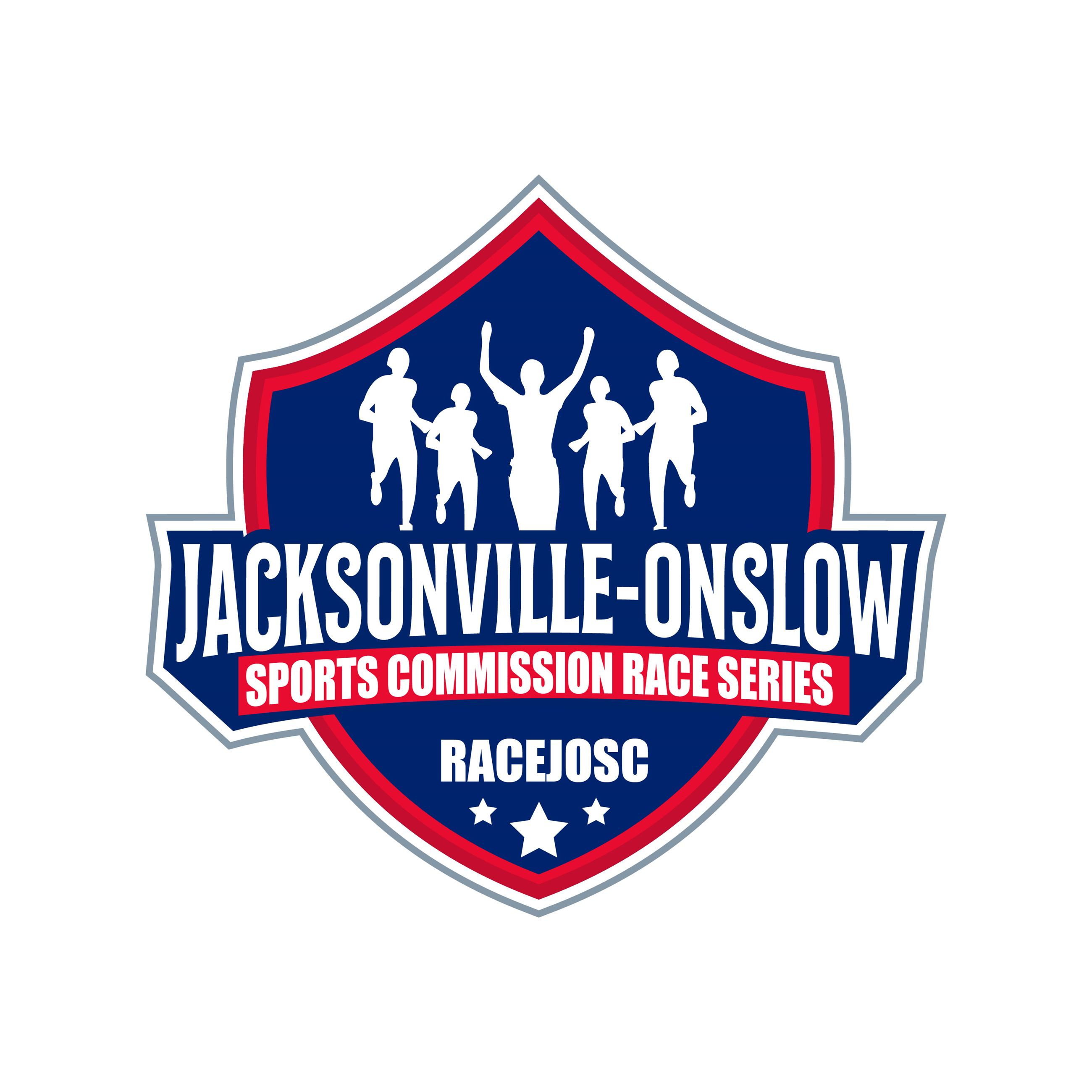 Jacksonville Onslow Sports Commission - Race Series logo