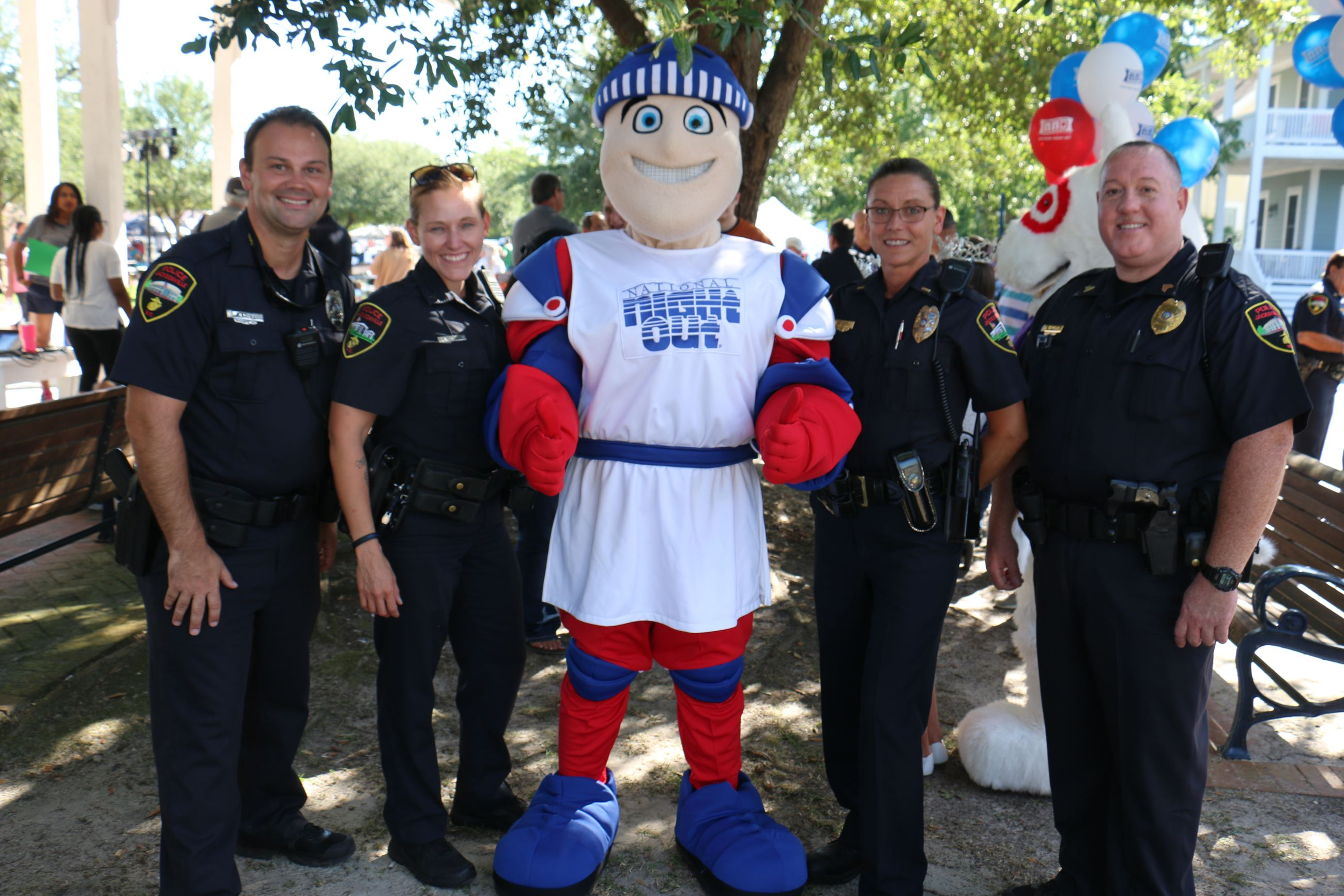 National Night Out, Jacksonville NC