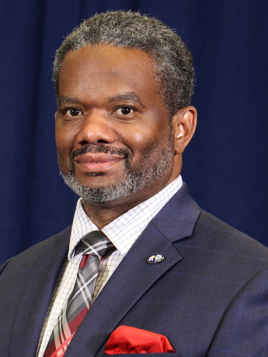 2020-10-Brian Jackson, Councilmember
