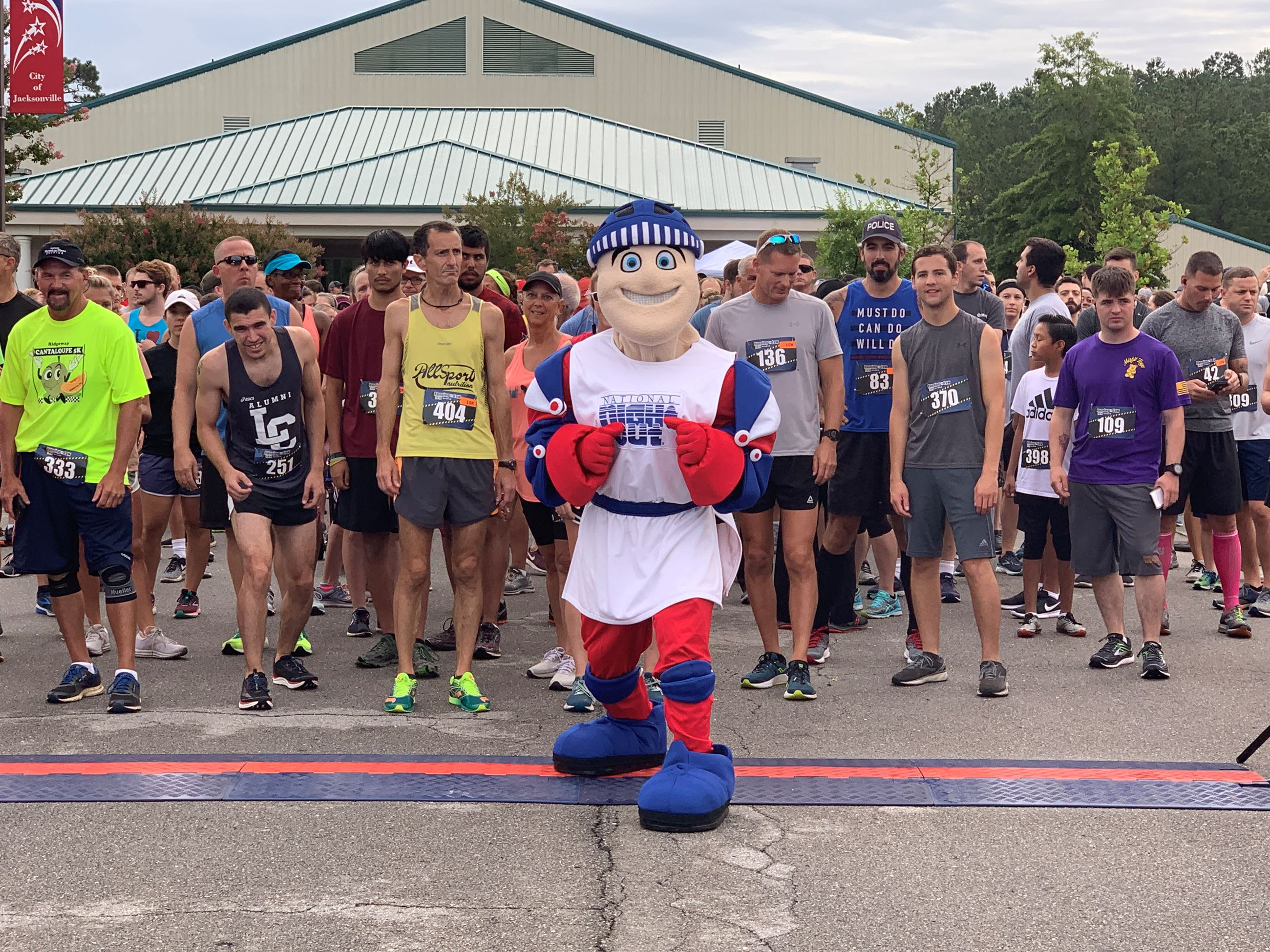 2019 Running With the Law 10K and 5K