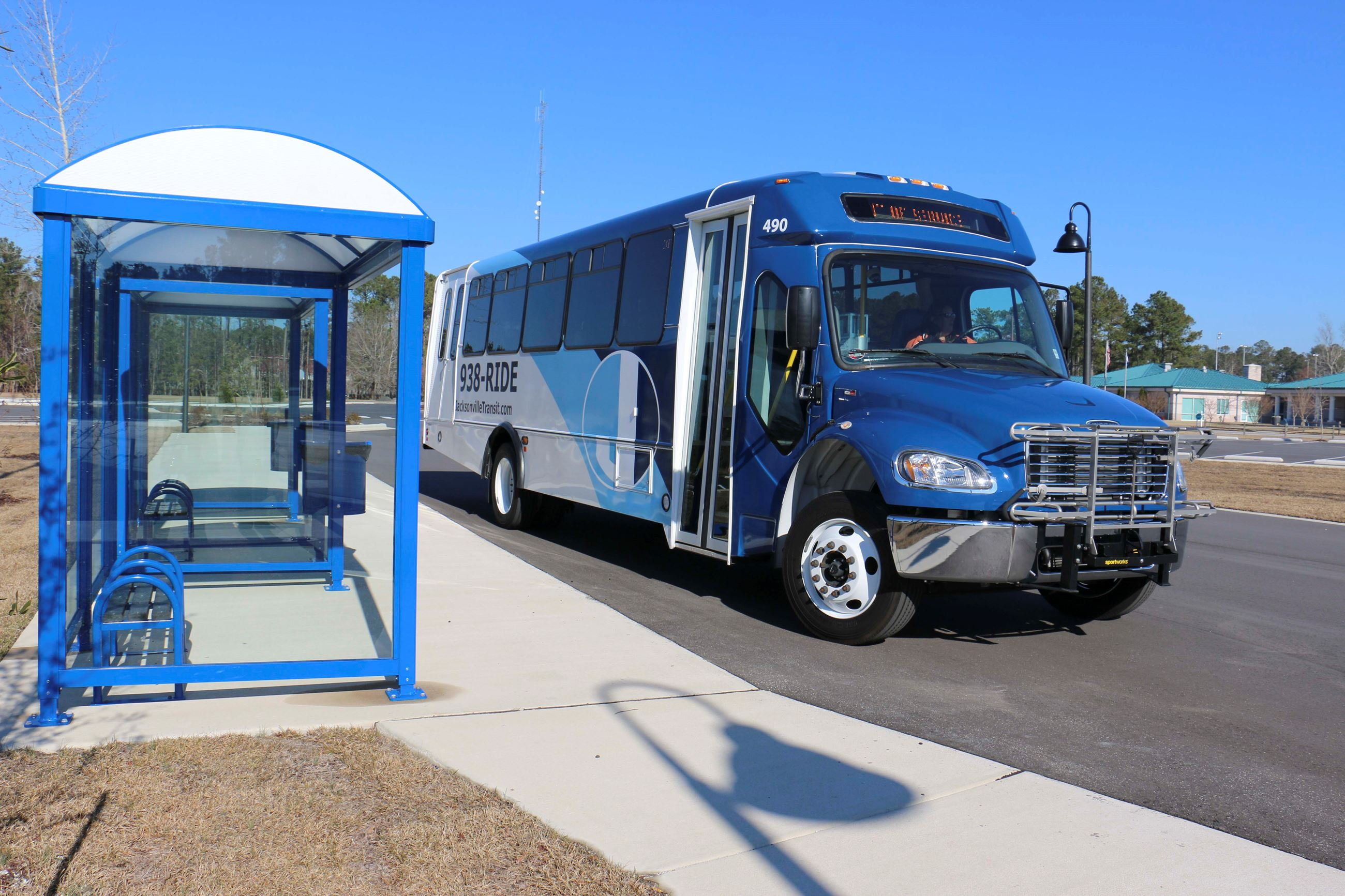 Jacksonville Transit Bus service