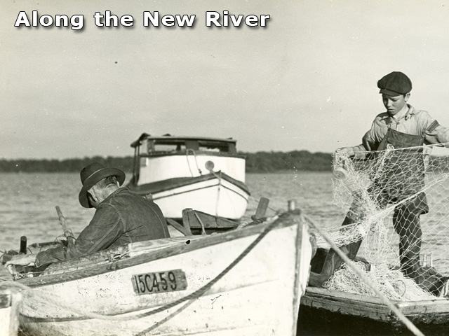 Jacksonville nc official website history of jacksonville for New river nc fishing